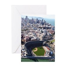 ipad_baseball_park_IMG_1262alt Greeting Card