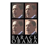 Barack Obama Postcards (Pack of 8)