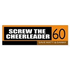 Save Matt & Danny Bumper Bumper Sticker