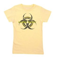 zombiehunter2 Girl's Tee