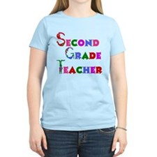 2nd Grade School Teacher T-Shirt