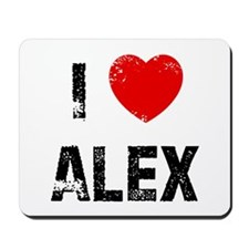 I * Alex Mousepad