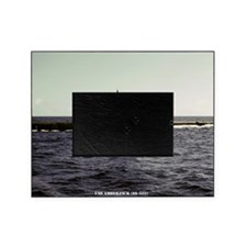 amberjack large framed print Picture Frame