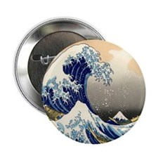 "great wave shower 2.25"" Button"