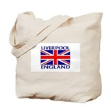 Cool British football Tote Bag