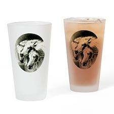 Pharaohs Horses 2014 Drinking Glass