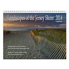Wall Calendar - Jersey Shore