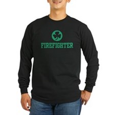Irish Firefighter T
