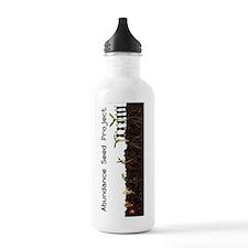 Abundance Seed Keychai Water Bottle