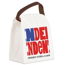 IVAtmlogo Canvas Lunch Bag