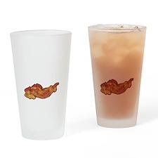 baconpoem Drinking Glass