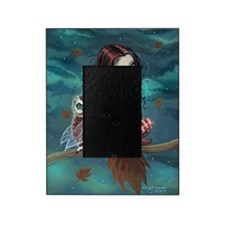 Autumn Owl and Fairy Picture Frame