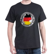 Germany Berlin LDS Mission Flag Cutou T-Shirt