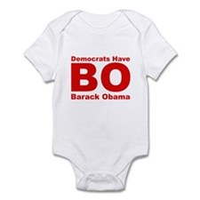 Democrats Have BO Infant Bodysuit