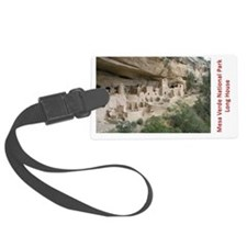 Mesa Verde Large Mug Luggage Tag