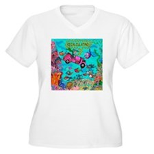 8639_GPS_cartoon T-Shirt