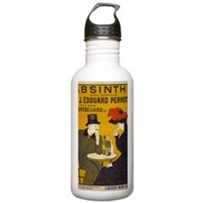 absinthe-pernot Sports Water Bottle