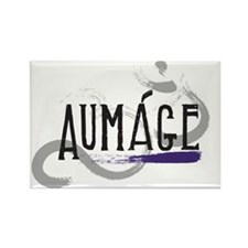Aumáge Rectangle Magnet