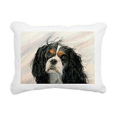matpuzzle Rectangular Canvas Pillow