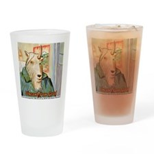 Vincent van Goat Drinking Glass