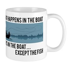 what happens in the boat Mug
