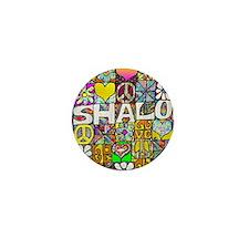 Retro60sShalom Mini Button