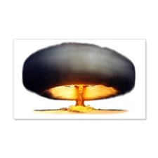 Nuclear Explosion Wall Decal