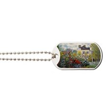 NC Monet Argenteuil Dog Tags