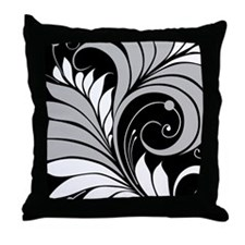 showercurtain24a Throw Pillow