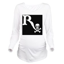 r-x-CRD Long Sleeve Maternity T-Shirt