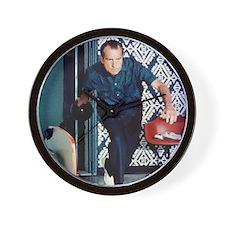 Nixon Bowling Wall Clock