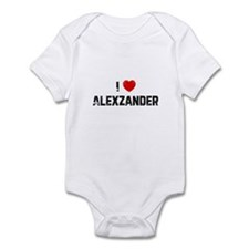 I * Alexzander Infant Bodysuit