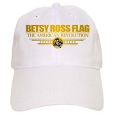 Betsy Ross (Flag 10) pocket 2 Baseball Cap