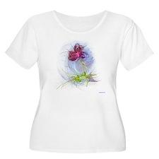 fractal flowe T-Shirt