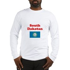 South Dakota D Long Sleeve T-Shirt