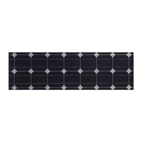 Solar Panel 20x6 Wall Decal