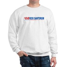 Rick Santorum 2008 Sweatshirt