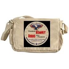 Romney Rubio Messenger Bag