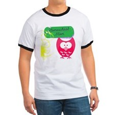 Homeschool Mom Owl T