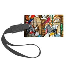 Crowded Ark Luggage Tag