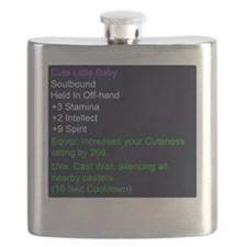 Cute Little Baby Epic Item Flask