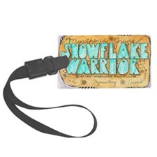 SnowflakeWarrior Luggage Tag