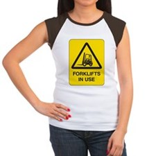 Forklifts In Use Tee