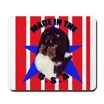 Sheltie - Made in the USA Mousepad