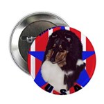 Sheltie - Made in the USA Button