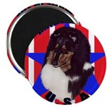 Sheltie - Made in the USA Magnet