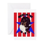 Sheltie - Made in the USA Greeting Cards (Package