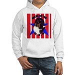 Sheltie - Made in the USA Hooded Sweatshirt