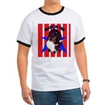 Sheltie - Made in the USA Ringer T