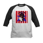Sheltie - Made in the USA Kids Baseball Jersey